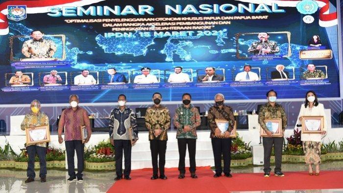 Dies Natalis ke-65, IPDN Gelar Seminar Otanomi Khusus Papua dan Papua Barat