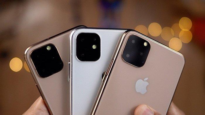 iPhone 11 - Ini Spesifikasi dan Varian Warna iPhone 11 yang Rilis Besok, Saksikan Live Streaming Peluncurannya !