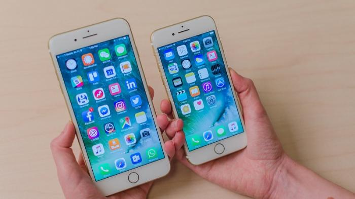 iPhone 7 dan iPhone 7 Plus (DIGITAL TRENDS)