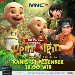 Film Upin & Ipin The Movie Siap Temani Malam Tahun Baru Masyarakat Indonesia