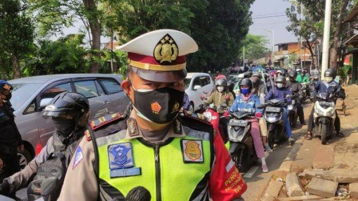 Mobilitas Masyarakat Meningkat, Polisi akan Perketat Pemeriksaan di Pos Penyekatan Lenteng Agung
