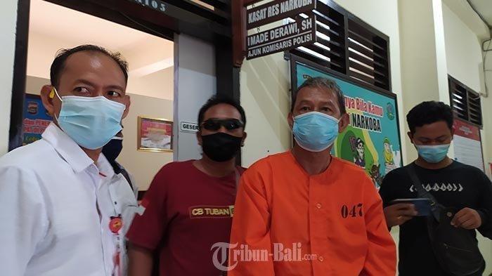 Mantan Kasat di Polres Buleleng Mengaku Konsumsi Sabu Sejak 2007 Saat Masih Bertugas Sebagai Polisi