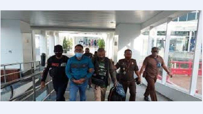 Penangkapan DPO 10 TAHUN Kasus Korupsi Rp 41 Miliar