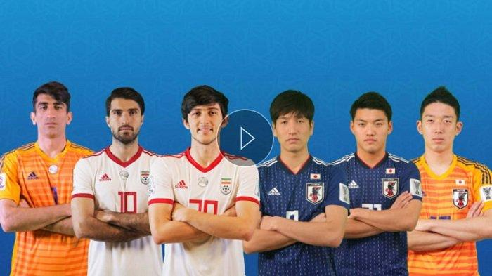 Hasil Akhir Piala Asia 2019 Iran vs Jepang, Tim Samurai Biru Melaju ke Final