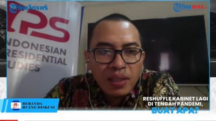 Mahfud MD Jadi Menko Paling Berkinerja Baik Versi Survei IPS