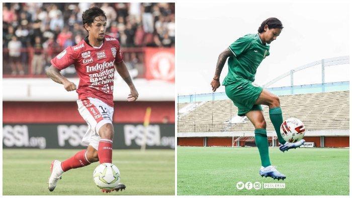 Irfan Bachdim resmi bergabung dengan PSS Sleman untuk musim 2020.
