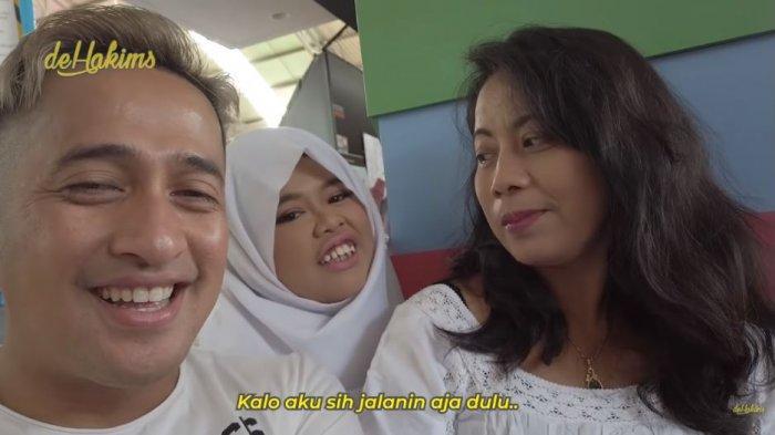 Irfan Hakim mewawancarai Kekeyi dan ibunya.