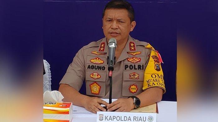 Kapolda Riau Segera Laksanakan Arahan Presiden untuk Pengendalian Karhutla
