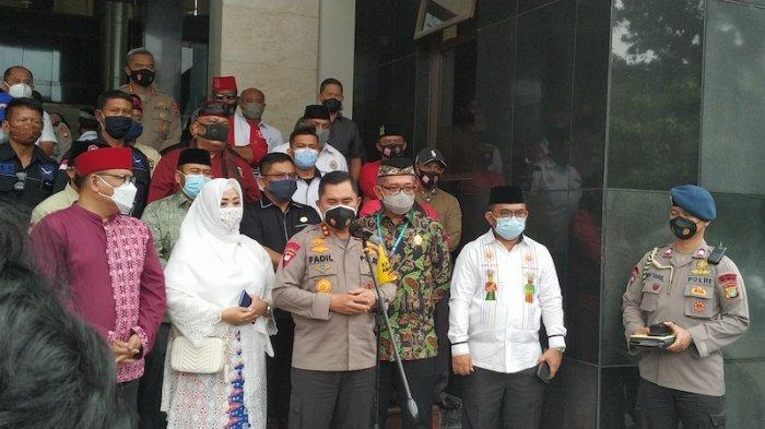 Undang Silaturahmi, Kapolda Metro Jaya Dengarkan Aspirasi, Harapan dan Masukan Ormas Betawi