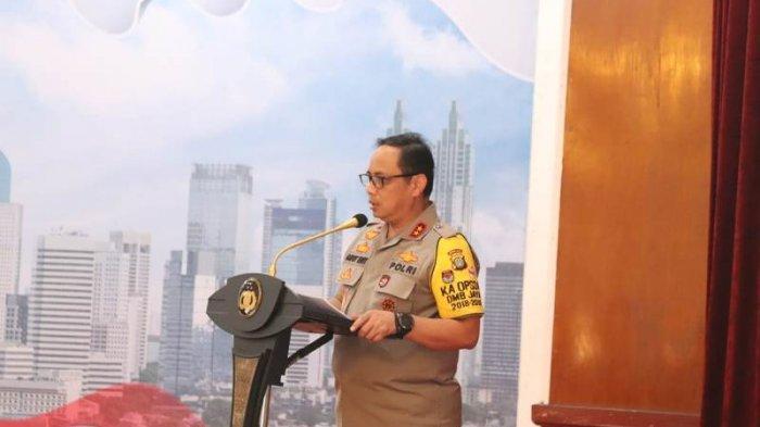 Kapolda Metro Jaya Irjen Gatot Eddy Pramono