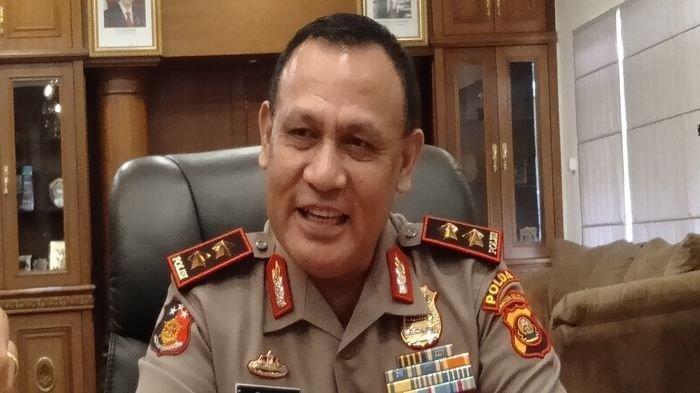 Jelang Dilantik Jadi Ketua KPK, Komjen Firli Bahuri Kembali Dimutasi