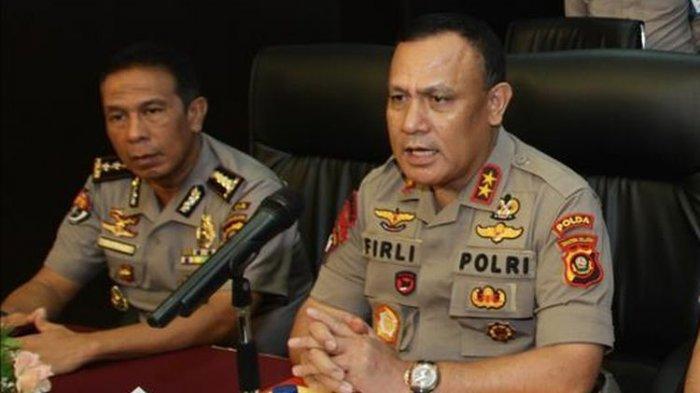 Mabes Polri akan Bahas Siapa Pengganti Firli Sebagai Kapolda Sumatera Selatan