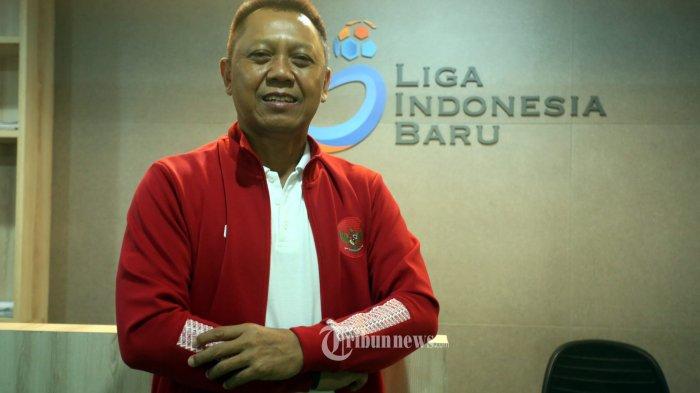 Timnas Belgia Favoritnya Direktur Operasional PT Liga Indonesia Baru