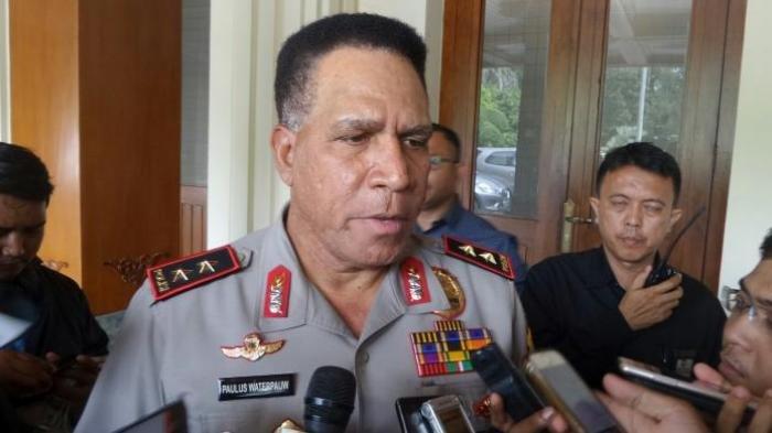 Kabaintelkam Polri Ajak Tribun-Papua.com Sosialisasikan dan Sukseskan PON XX di Papua