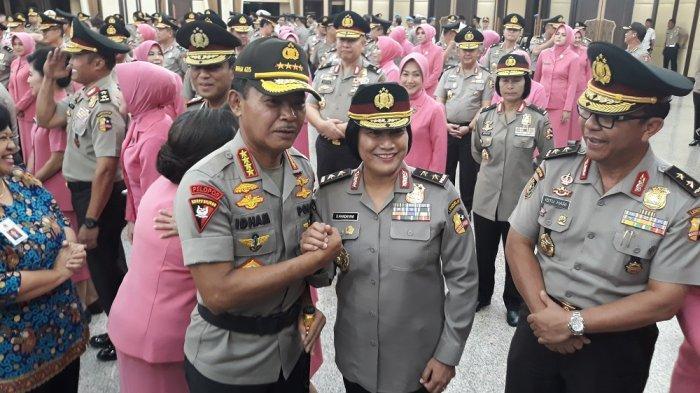 Profil 4 Polwan yang Berpangkat Jenderal, Hingga Kapolri Idham Aziz Pernah Singgung soal 'Kapolda'