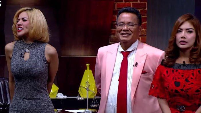 Irma Darmawangsa ribut dengan Barbie Kumalasari di Hotman Paris Show