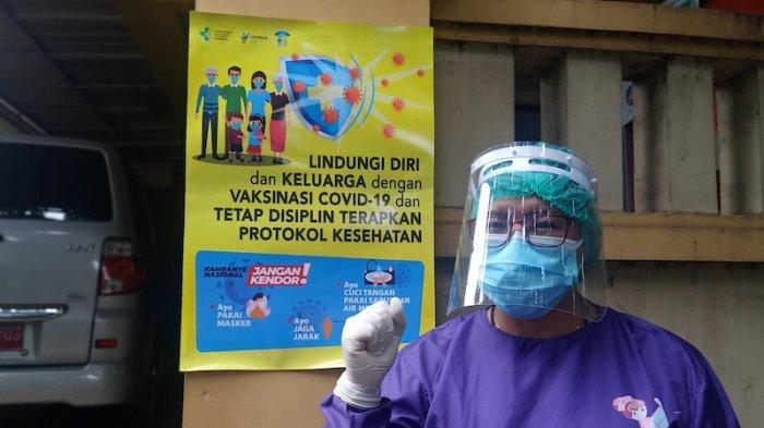 Jadi Prioritas Vaksinasi Covid-19: ''Terima Kasih Kepada Presiden Jokowi''