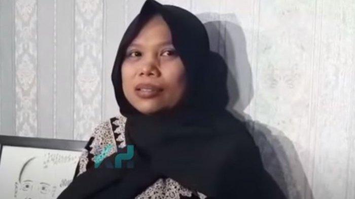 Ketegaran Hati Istri Komedian Sapri Pantun hingga Ungkap Pesan Terakhir Mendiang Suami