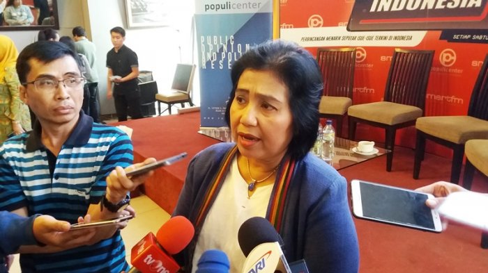 Ketua DPP NasDem Irma Suryani Chaniago