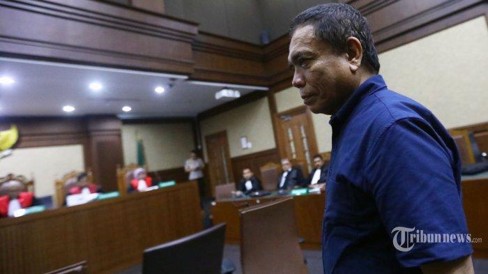 Mahkamah Agung Tolak Kasasi Gubernur nonaktif Aceh Irwandi Yusuf