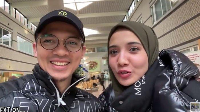 Irwansyah dan Zaskia Sungkar lakukan program hamil di Belanda.