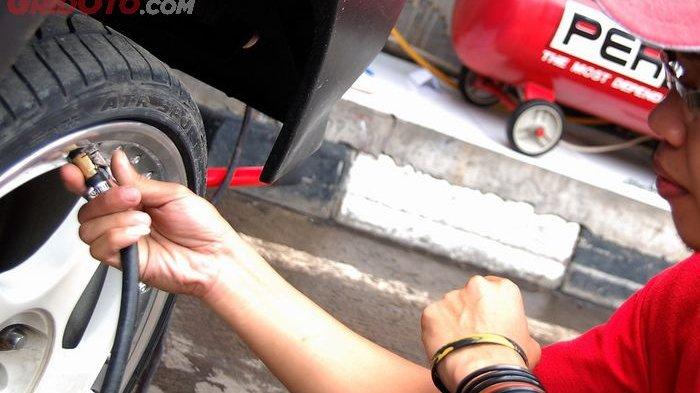 Covid-19 Berimbas Pada Bisnis Penyedia Nitrogen Ban Kendaraan, Turun 40 Persen, Bertahan Tak PHK