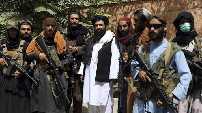 Siapa ISIS-K? Militan yang Ledakkan Bom Bunuh Diri di Bandara Kabul, Apa  Hubungannya dengan Taliban? - Tribunnews.com Mobile