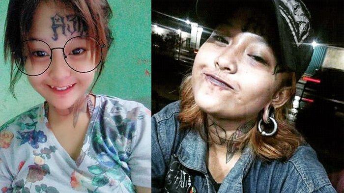 Dulu Bergaya Punk, Gadis Ini Akhirnya Mengaku Siap Bertobat, Lihat Perubahan Penampilannya