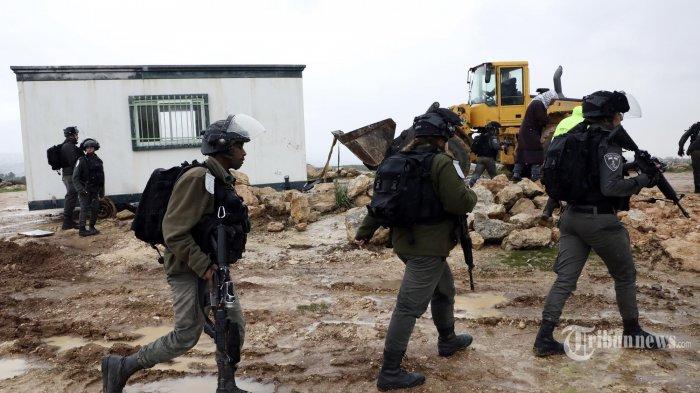 Palestina Tegaskan Tidak Biarkan Israel Ambil Tanah Tepi Barat