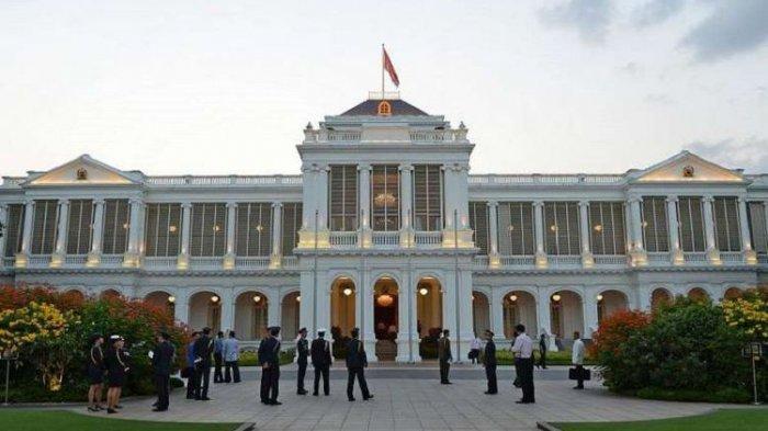 Istana Kepresidenan Singapura Batalkan Open House 13 Mei di Tengah Kekhawatiran Covid-19