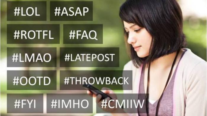 Belum Kenal ASAP, LOL atau 'Afgan', Simak Ini 30 Istilah Gaul di Internet