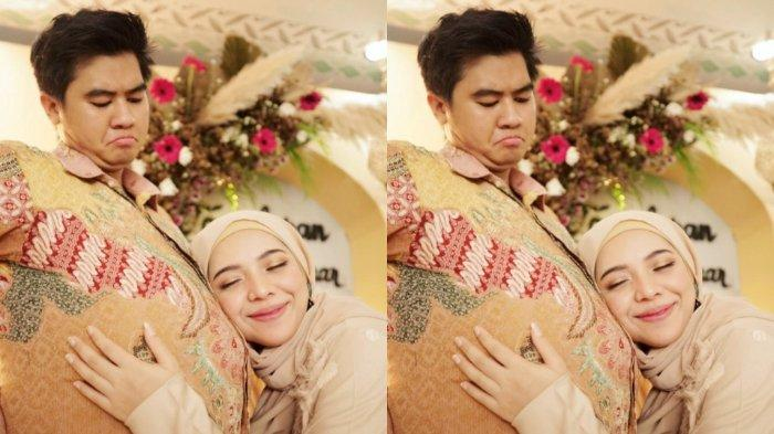 Cara Unik Istri Arif Muhammad 'Mak Beti' Pamerkan Kehamilan Anak Kedua