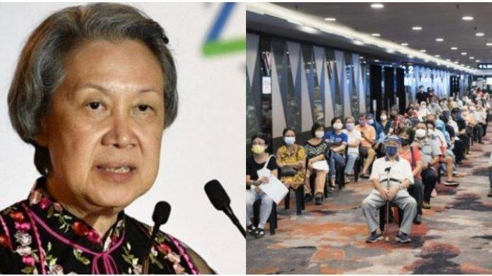 Istri PM Singapura Puji Malaysia atas Meningkatnya Tingkat Vaksinasi Covid-19 Harian