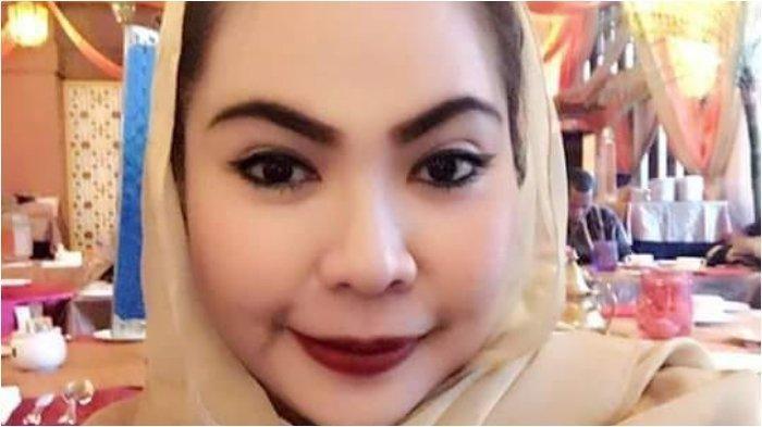 Agista Ariany Bombany istri Gubernur Sulawesi Tenggara (Sultra) Ali Mazi.