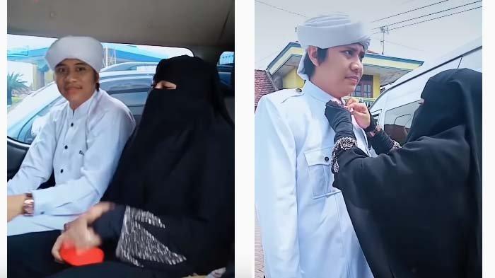 istri pertama antarkan suami menikah lagi dengan istri kedua, ini curhatan pilu sang kakak