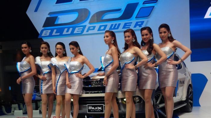 Isuzu MU-X Facelift Dibekali Mesin Lebih Kecil tapi Tak Kurangi Power dan Torsi