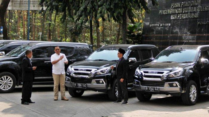 Isuzu MU-X Isi Ceruk Pasar Kelas SUV High Nasional