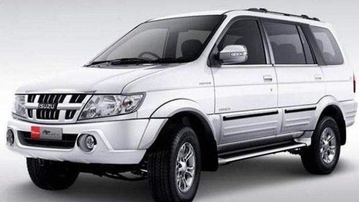 Daftar Harga Mobil Bekas Isuzu Panther New Tahun Produksi 2000 hingga 2017, Mulai Rp 68 Juta