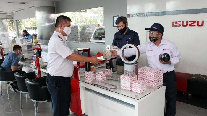 Isuzu Siapkan Layanan Bengkel Ready on Call Selama Libur Lebaran