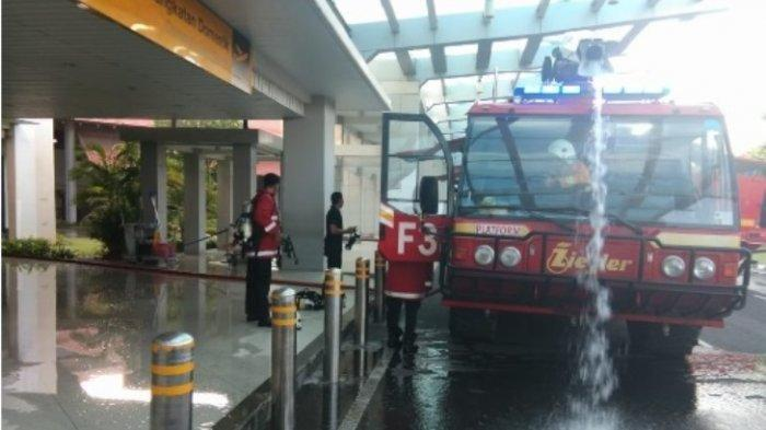 Breaking News: Kebakaran di Bandara I Gusti Ngurah Rai Bali
