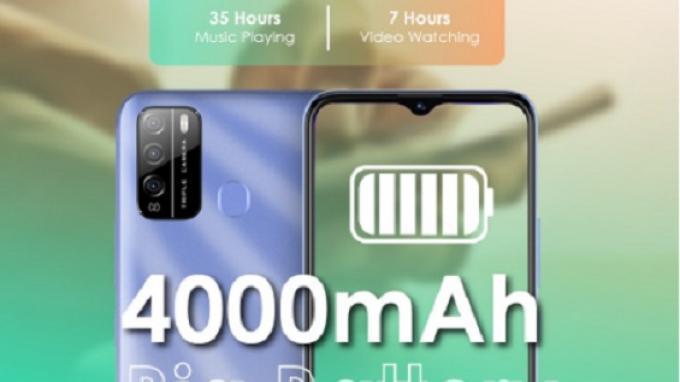 Itel Perkenalkan Smartphone Terbaru Vision1 Pro Series di Indonesia