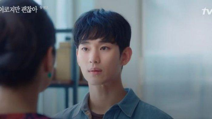 Sinopsis It's Okay to Not Be Okay Episode 1, Drama Terbaru Kim Soo Hyun Bersama Seo Yea Ji