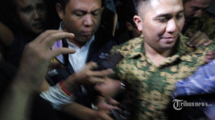 Temuan Polisi: Anggota DPR Ivan Haz Enam Kali Transaksi Narkoba