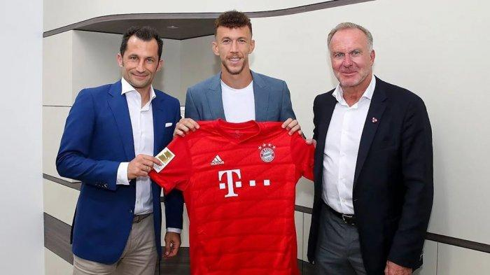 Ivan Perisic Resmi Pindah Bayern Munchen