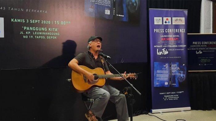 Lirik dan Chord Lagu Aku Bukan Pilihan - Iwan Fals: Kini Ku Mengungkap Tanya