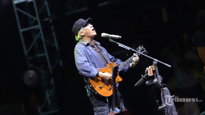 Chord Gitar Yang Terlupakan - Iwan Fals, Kunci dari C Mudah Dimainkan