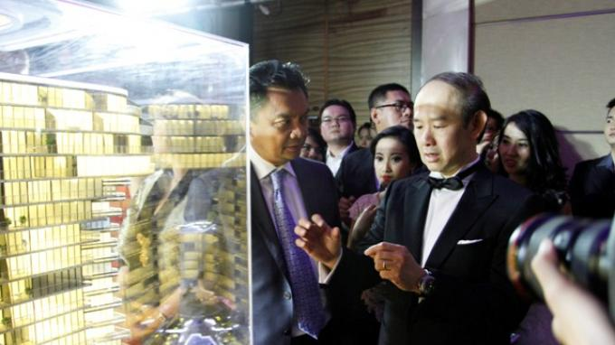 Iwan Sunito Resmi Perkenalkan Infinity by Crown Group di Jakarta