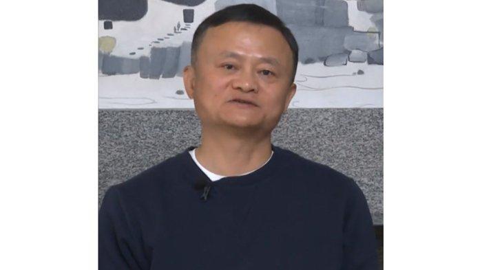 Jack Ma muncul dalam sebuah video online, Rabu (20/1/2021). Dalam video ini, Ma tampak berbicara pada guru-guru di pedesaan.