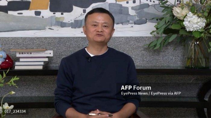 Jarang Muncul di Publik, Miliarder Pendiri Alibaba Jack Ma Dilaporkan Tampil Kembali di Hong Kong