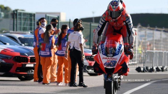 JADWAL MotoGP 2021 Live Trans7: Suppo: Tak Ada Kuda Besi yang Sempurna, Kualitas Pembalap yang Utama
